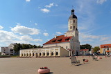 Nesvizh City Square, Belaarus