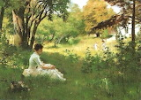Albert Edelfelt: Summer (1883)