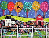 Folk Art Farm - Karla Gerard