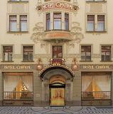 Praha, Hotel Central, 1910's, Cz