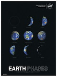 "Space NASA ""Earth Phases"" Earth"