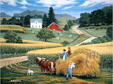 Hay Harvest~ JohnSloane