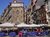 Porto, Placette de la Ribeira, Portugal