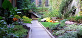 Boston hidden garden