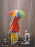 ^ Rainy day in my wellies ~ Pete Rumney