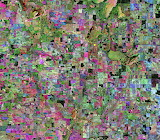 "Space ESA ""Wheatbelt Western Australia""""© contains modified Cope"