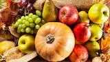Fruits legumes d'automne