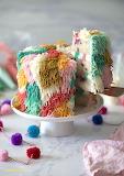 Fuzzy cake.................................................x