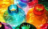 Colours-colorul-plastic-bottles