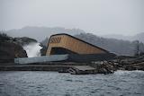 """Architecture archdaily Under """"Underwater Restaurant"""" """"Arch. Snoh"""