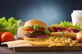 ^ Fast Food