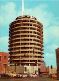 Capital Record Hollywood California 1