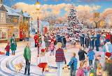 Christmas Village Celebrations - Trevor Mitchell