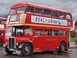 AEC Routemaster LYR826 MOD