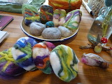 felted soap etsy seed balls notebooks ap 2014