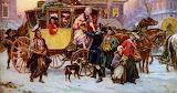 Christmas Coach 1795