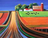 Folk art farm, Toni Grote