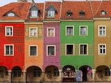 Colorful Buildings Poznan 1
