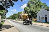 Greenfield Village Model T Ride by Ken Giorlando