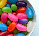 Jelly Beans in a Bowl