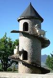Козы на башне