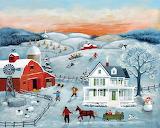 Winter Activities~ MarySingleton