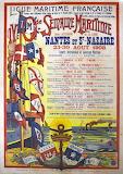 Semaine Maritime, 1908 (35 pièces)