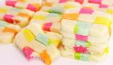#Rainbow Checkerboard Cookies