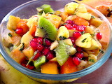 healthy food-fruit salad