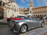 Piazza Grande Modena Italy - Motorvalley fest 2019