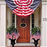 #Memorial Day Front Porch