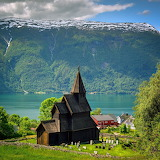 Stave Church - Norway