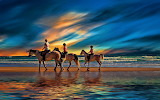 Beach Horse Rides
