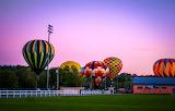 Festival de Globus, Arkansas