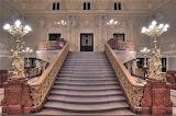 Stairs Opera House Odessa Ukraine