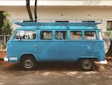 Volkswagen VW Van Transporter Truck Vehicle