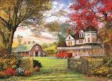 Old Pumpkin Farm - Dominic Davison