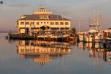 Golden Hour Bay Waveland Yacht Club