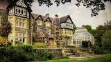 Bodnant house Wales........................x