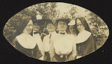 Sister Antonia with Students, 1905