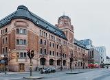 Street view of Stockholm. Sweden