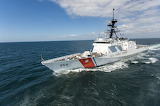 US Coast Guard Cutter James