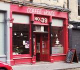 Coffee Shop Edinburgh Scotland
