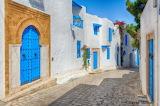 ^ Sidi Bou Said, Tunisia - Steven Sklifas, photographer