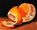 #Still Life Orange by Randall Browning