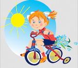 Лето на велосипеде