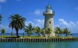 Boca Chita Lighthouse, Miami, FL
