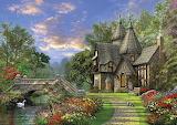 The Old Waterway Cottage - Dominic Davison