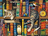 Fredrick the Literate by Charles Wysocki