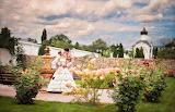 #Garden Wedding